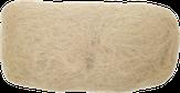 Dewal Валик для прически, искусственный, волос   сетка, блонд 18х11 см. HO-PC Blond