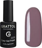 Grattol Гель-лак №004 Grey Violet