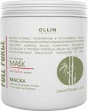Ollin FULL FORCE Маска для волос и кожи головы с эктрактом бамбука, 250 мл.