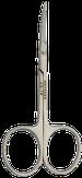 Metzger Ножницы для кожи CS-1/8-S (CVD) изогнутые