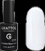 Grattol Base Glitter База-камуфляж с шиммером №2