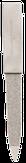 Mertz A65-4 Пилка металлическая