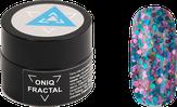 ONIQ Fractal Гель-лак для ногтей с крупными блестками Crystals 5 мл.