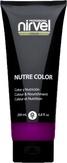 Nirvel Nutre Color Цветная гель-маска, цвет пурпурный 200 мл. 7992