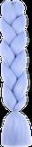 HIVISION Канекалон для афрокосичек пудровый-голубой А33