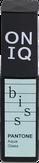 ONIQ Гель-лак для ногтей PANTONE 038s, цвет Aqua glass