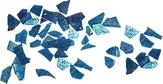 Irisk Декор Зеркальная крошка, №07 Синий