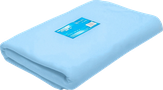White Line Простыня одноразовая в пачке 70*200 SMS Выбор голубой 20 шт.