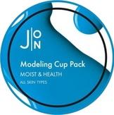 J:ON Moist & Health Modeling Pack Альгинатная маска для лица увлажняющая 18 гр.