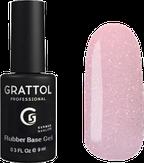 Grattol Base Glitter База-камуфляж с шиммером №7