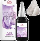 Wella Color Fresh Оттеночная краска 0/89 жемчужный сандрэ 75 мл.