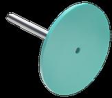 Сталекс Диск педикюрный пластиковый PODODISC STALEKS PRO L в комплекте с сменным файлом 180 грит 5 шт (25 мм)