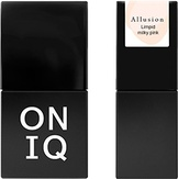 ONIQ Allusion Гель-лак для ногтей, цвет Limpid milky pink OGP-176