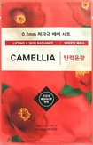 Etude House Therapy Air Mask Camellia Тканевая маска с маслом камелии