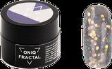 ONIQ Fractal Гель-лак для ногтей с крупными блестками Lunar 5 мл.