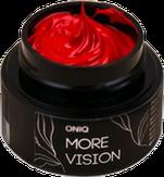 ONIQ Гель-краска для нейл-скетчей More Vision: Red is the New Black