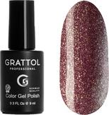 Grattol Luxury Stones Agate Гель-лак №3 9 мл