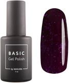 Masura Гель-лак Basic Пурпурные чернила, 11 мл B029S