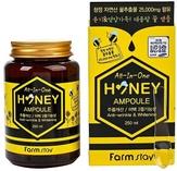 FarmStay Многофункциональная ампульная сыворотка с медом 250 мл.