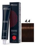 Indola Red&Fashion 4.4 Крем-краска Светлый коричневый медный 60мл