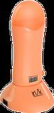 Irisk Воскоплав с терморегулятором 1-кассетный с базой Caitlyn  (02 Персиковый)