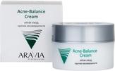 Aravia Крем-уход против несовершенств Acne-Balance Cream 50 мл.