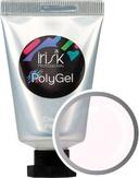 Irisk Полигель PolyGel, 20 гр. в тубе (02 Clear Pink)