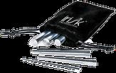 Irisk Шаблоны конусообразные металлические, 6 шт. в наборе