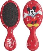 Wet Brush Щетка для спутанных волос  Микки (мини) Red