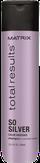 Matrix So Silver Шампунь для нейтрализации желтизны 300 мл.