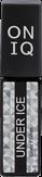 ONIQ Under Ice Гель-лак для ногтей, цвет Silver Flakes