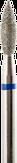 Владмива Фреза алмазная пламя, D2,5 мм. синяя, средняя зернистость 806.243.524.025