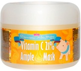 Elizavecca Milky Piggy Vitamin C 21% Осветляющая разогревающая маска с 21% содержанием витамина С 100 мл.
