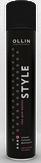 Ollin STYLE Лак для волос ультрасильной фиксации 500 мл.
