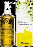 Elizavecca Natural 90% Olive Cleansing Oil Гидрофильное масло с натуральным маслом оливы 300 мл.