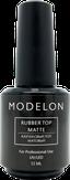 Modelon Rubber Top Matte Каучуковый матовый топ, 12 мл.