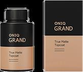 ONIQ Grand True Matte Матовое финишное покрытие, 50 мл. OGPXL-908