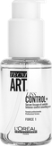 Loreal TECNI.ART 19 LISS CONTROL+ Сыворотка для гладкости волос 50 мл.