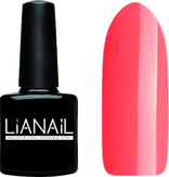 Lianail Гель-краска для покрытия ногтей Web-Gum Красная WSSO-019