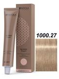 Indola Blonde Expert 1000.27 Крем-краска Блондин перламутр.фиолетовый 60мл