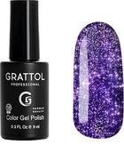 Grattol Гель-лак светоотражающий Bright - Star 06