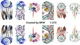 BPW Style Слайдер-дизайн Ловец снов, sd1-273