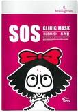 Beauugreen SOS Clinic Blemish Mask Маска от прыщей