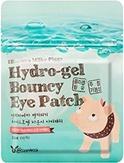 Elizavecca Hydro-Gel Bouncy Eye Patch Набор гидрогелевых патчей для кожи вокруг глаз 20 шт.