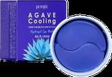Petitfee Agave Cooling Hydrogel Eye Patch Охлаждающие гидрогелевые патчи для глаз с экстрактом агавы 60 шт.