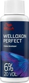 Wella Welloxon Perfect 6% Окислитель 60 мл.