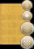 El Corazon Трафареты для дизайна ногтей № 11