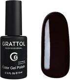 Grattol Гель-лак №097 Rouge Noir