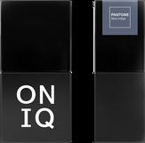 ONIQ Гель-лак для ногтей PANTONE 057, цвет Blue Indigo OGP-057