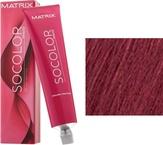 Matrix Socolor Beauty 6VR Темный блондин перламутрово-красный